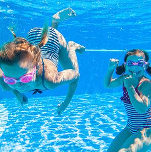 Leisure pools and aquatics
