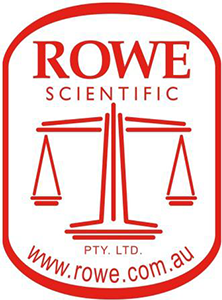 Rowe Scientific logo