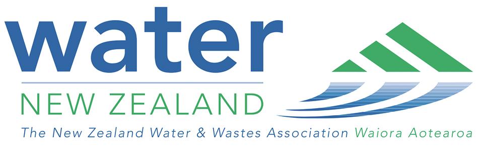 Water New Zealand logo