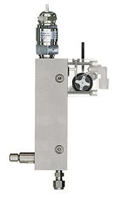 Flow cell QV-Hflow SS316L L130, 1m