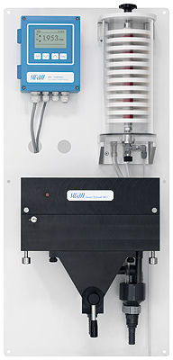 Monitor AMI Turbiwell W/LED Auto-drain AC