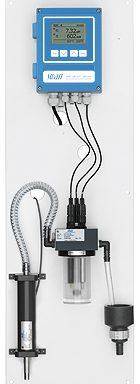 Monitor AMI pH/mV:pH/mV AC