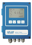 Transmitter AMI pH/Redox/Temperature AC