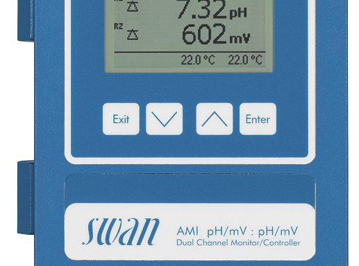 Transmitter AMI pH/mV:pH/mV AC