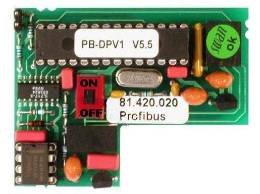 AMI Option; Profibus- / Modbus Interface