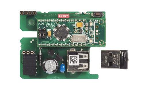 AMI Option; USB Interface