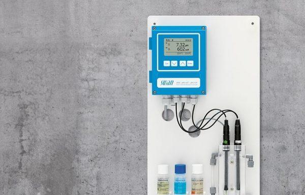 Monitor AMI pH/mV:pH/mV Pool