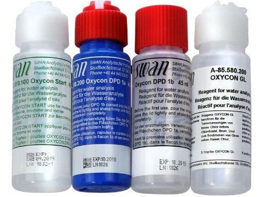 Oxycon DES (Start, DPD 1a & 1b, GL, each 1x 45ml)