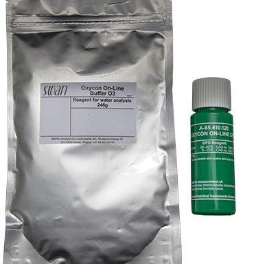 Reagent set Oxycon Online Ozone, 3 sets