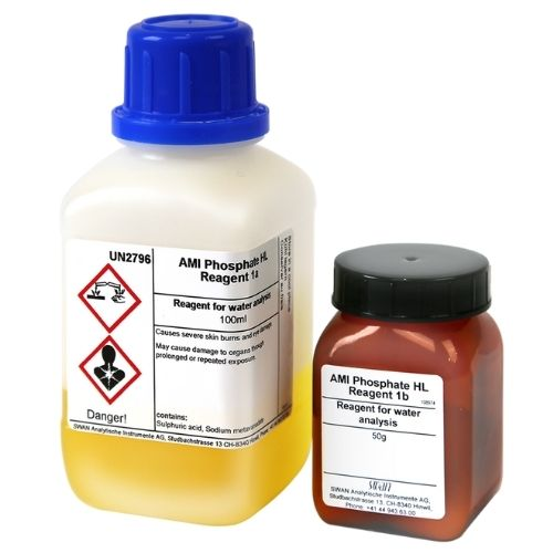 Reagent set Oxycon Online Phosphate HL